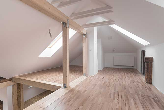 Mezzanine en bois à Martigues | Atelier Olive Fernand et Fils